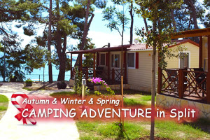 CAMPING ADVENTURE in Split