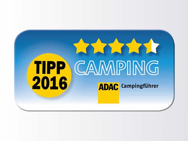 ANWB & ADAC awards us 4,5 stars