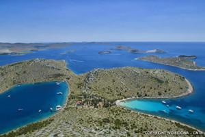 Kornati National Park one day trip