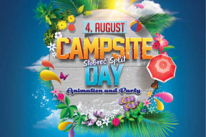 Camping Stobreč Split - CAMPSITE DAY (4. AUGUST)