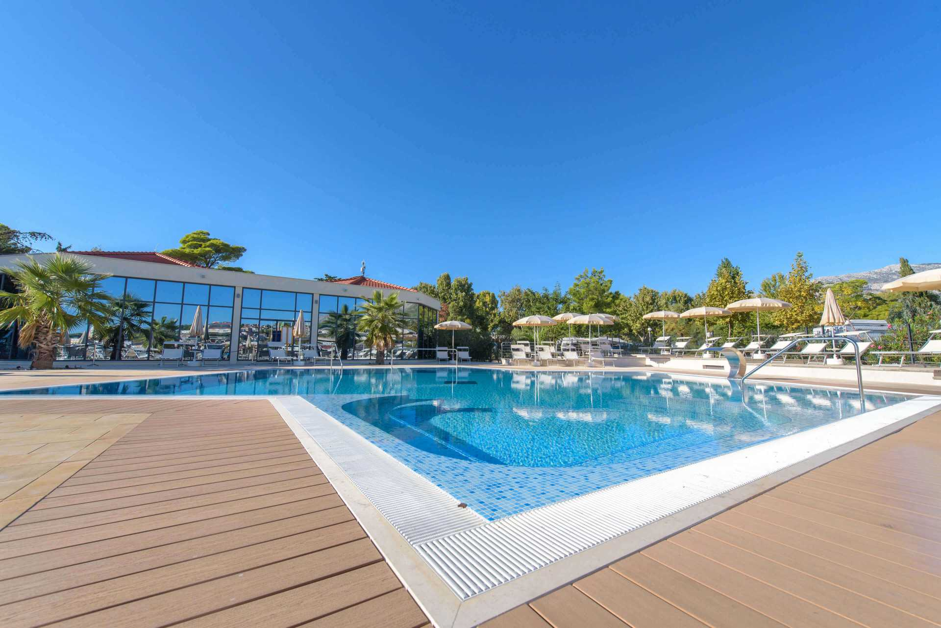 Wellness & Spa & Pools in Camping Split