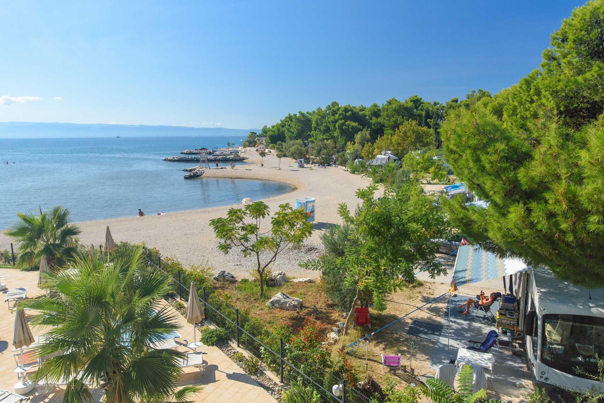 Beach - Camping Stobreč Split