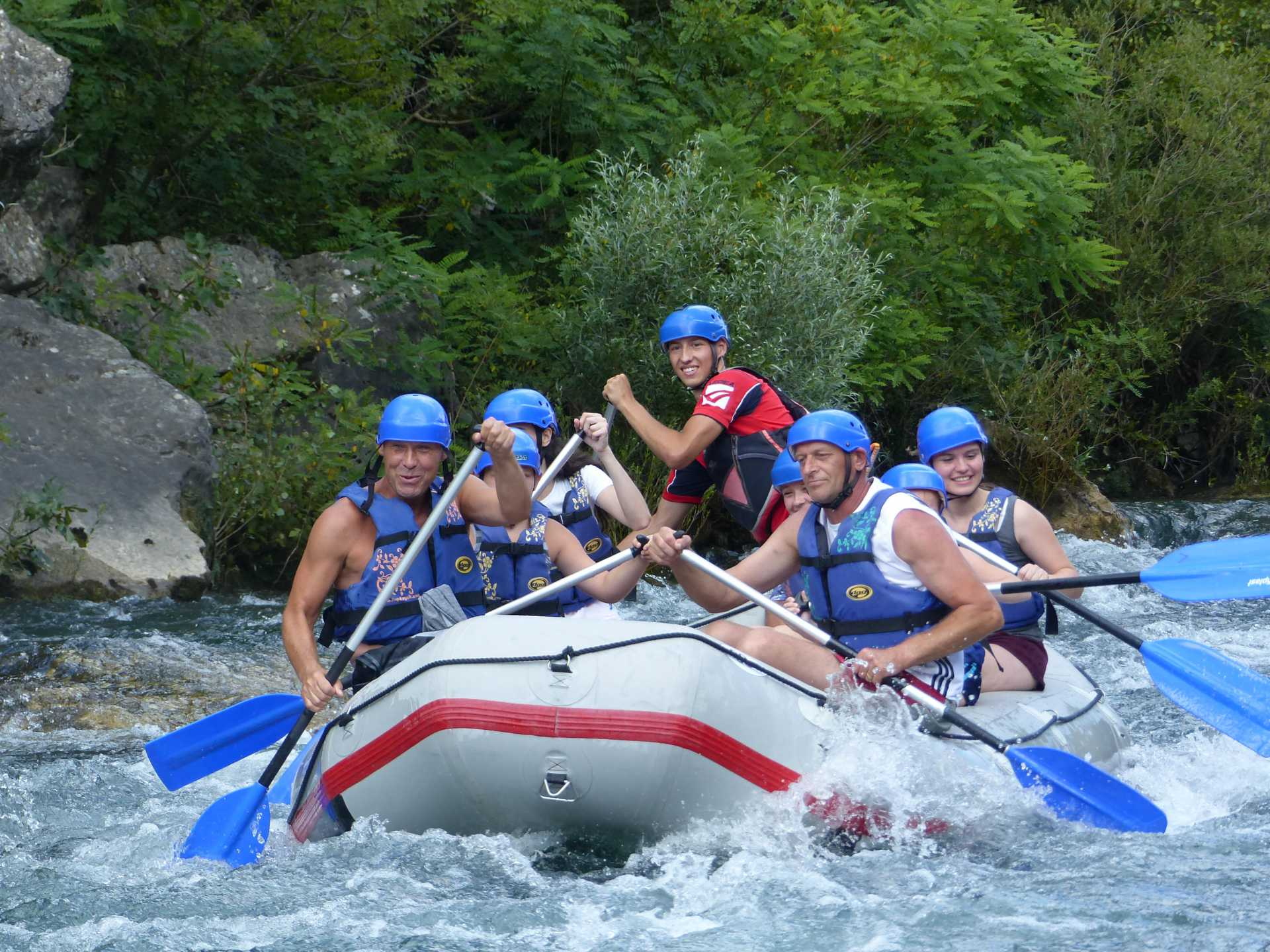 Rafting - Camping Stobreč Split