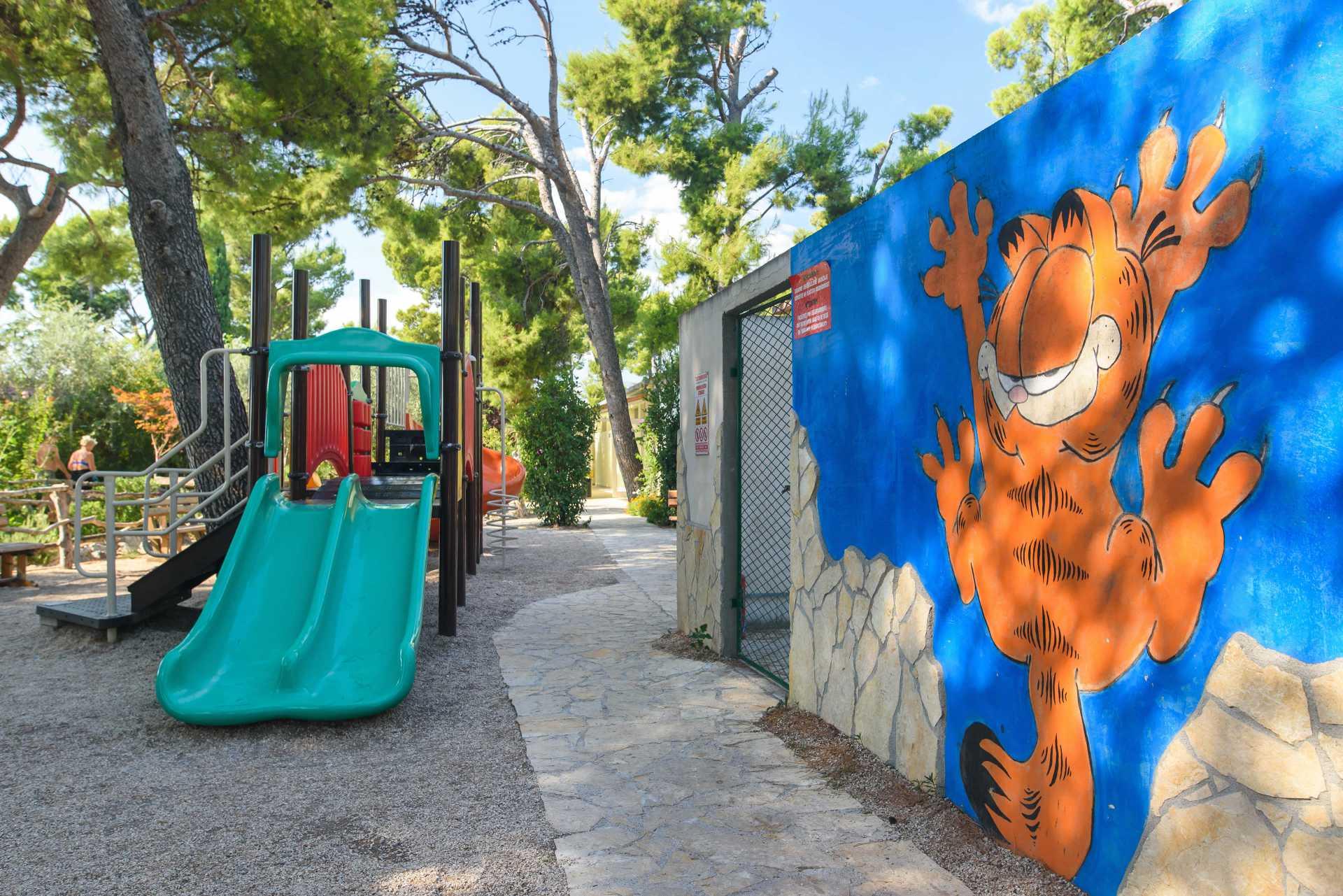 Pet friendly campsite - Camping Stobreč Split