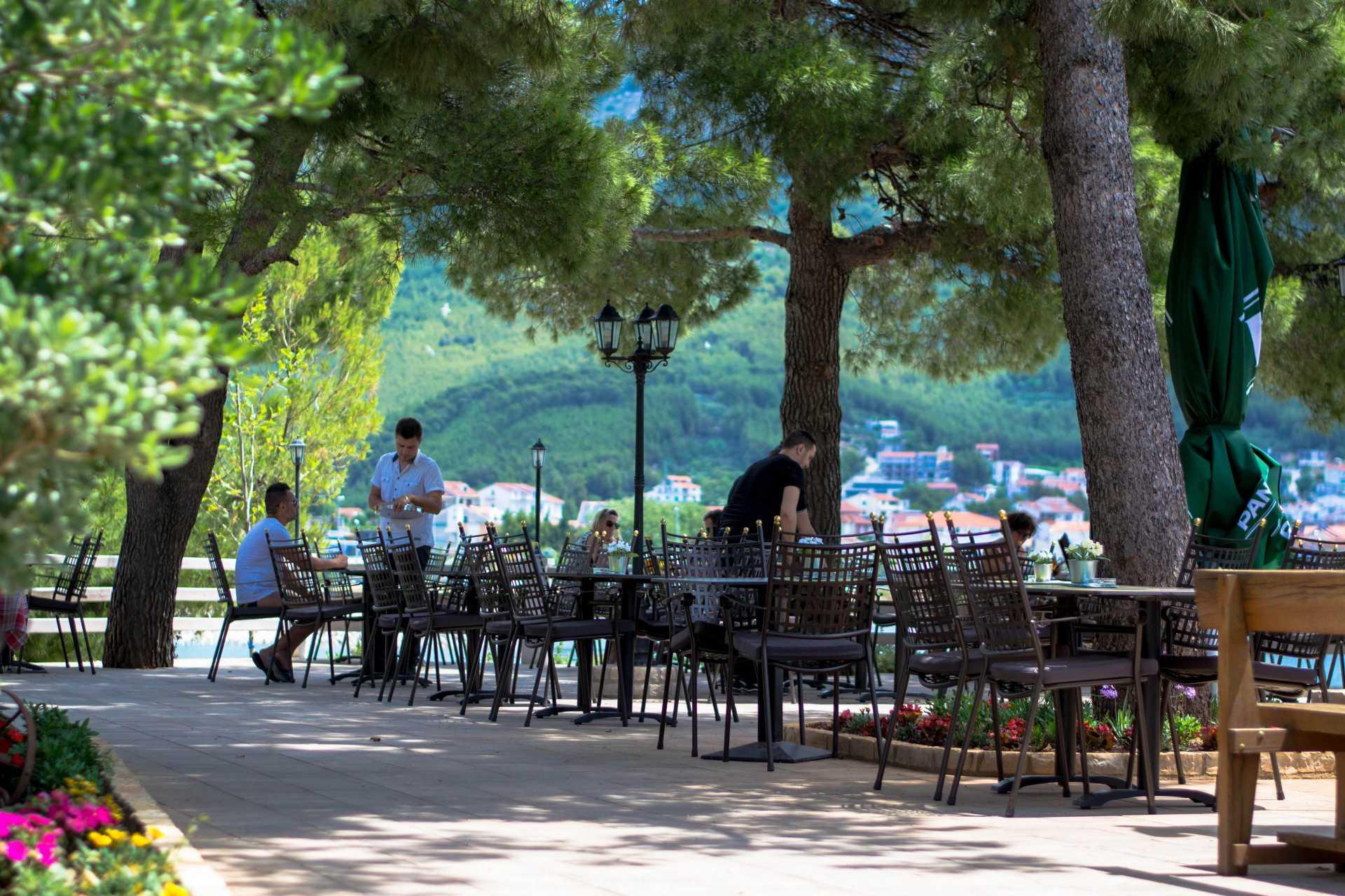 Restaurant - Camping Stobreč Split