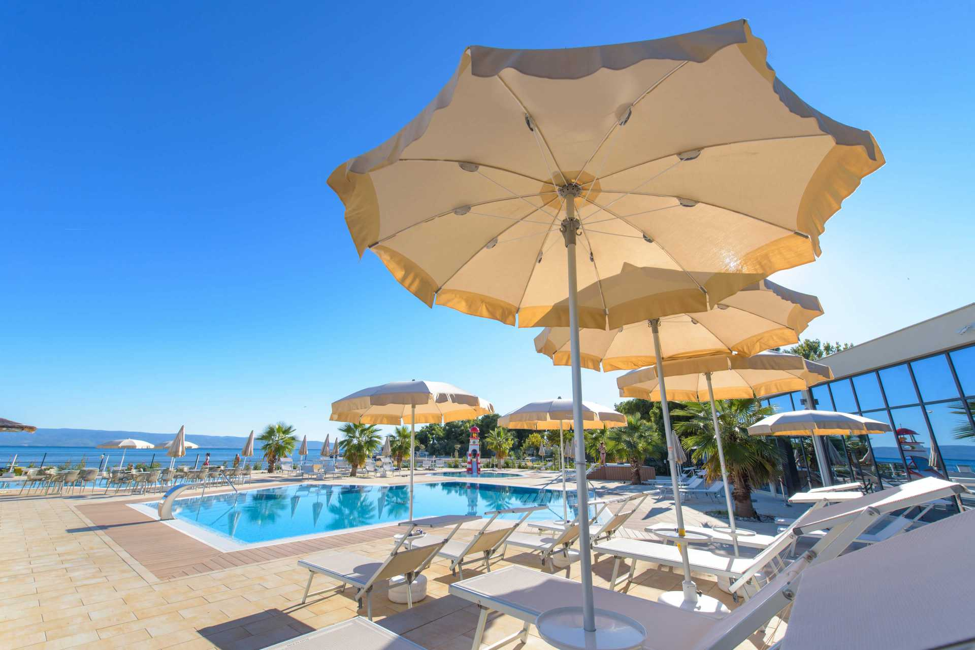 Pools - Camping Stobreč Split